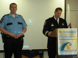 Auxiliary Office of the Year, Brian Williams
