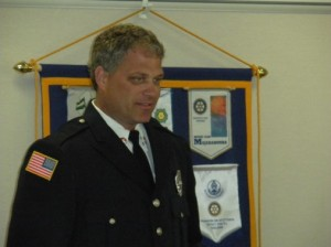 Firefighter of the Year--Grant Evans