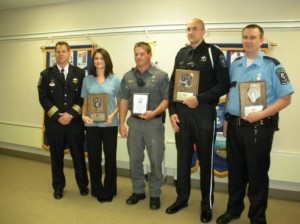 Police Personnel of the Year 2011