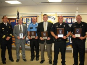 Police Award Winners
